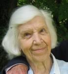 Évangéline Chénard Bourgault