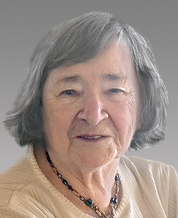 Fernande Grenier Bernier