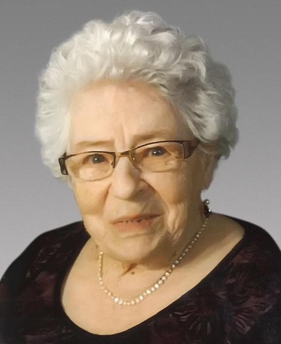 Thérèse Fournier Bernier