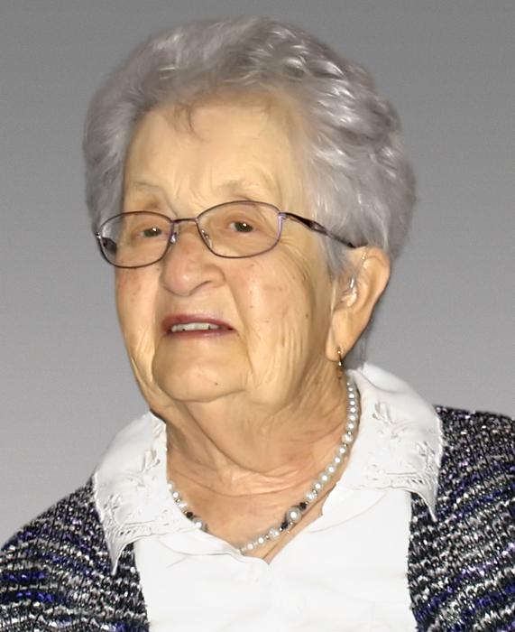 Lucienne Pelletier Gamache
