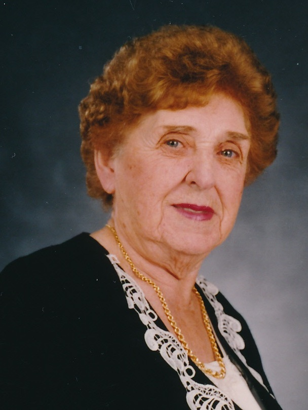 Georgette Bernier Gaudreau