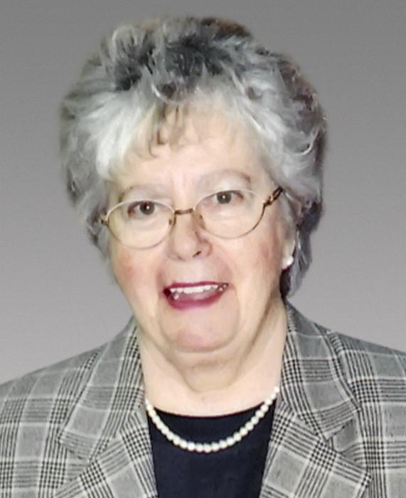 Yvette Bélanger Deschênes