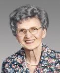 Jeanne Bernier Bélanger