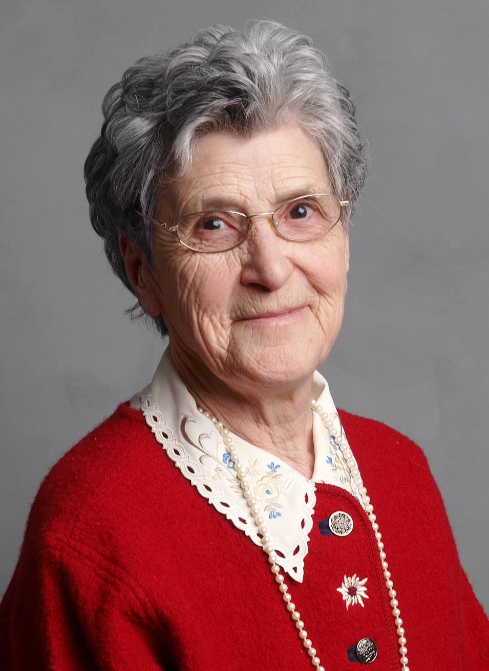 Marcelle Caron Bélanger
