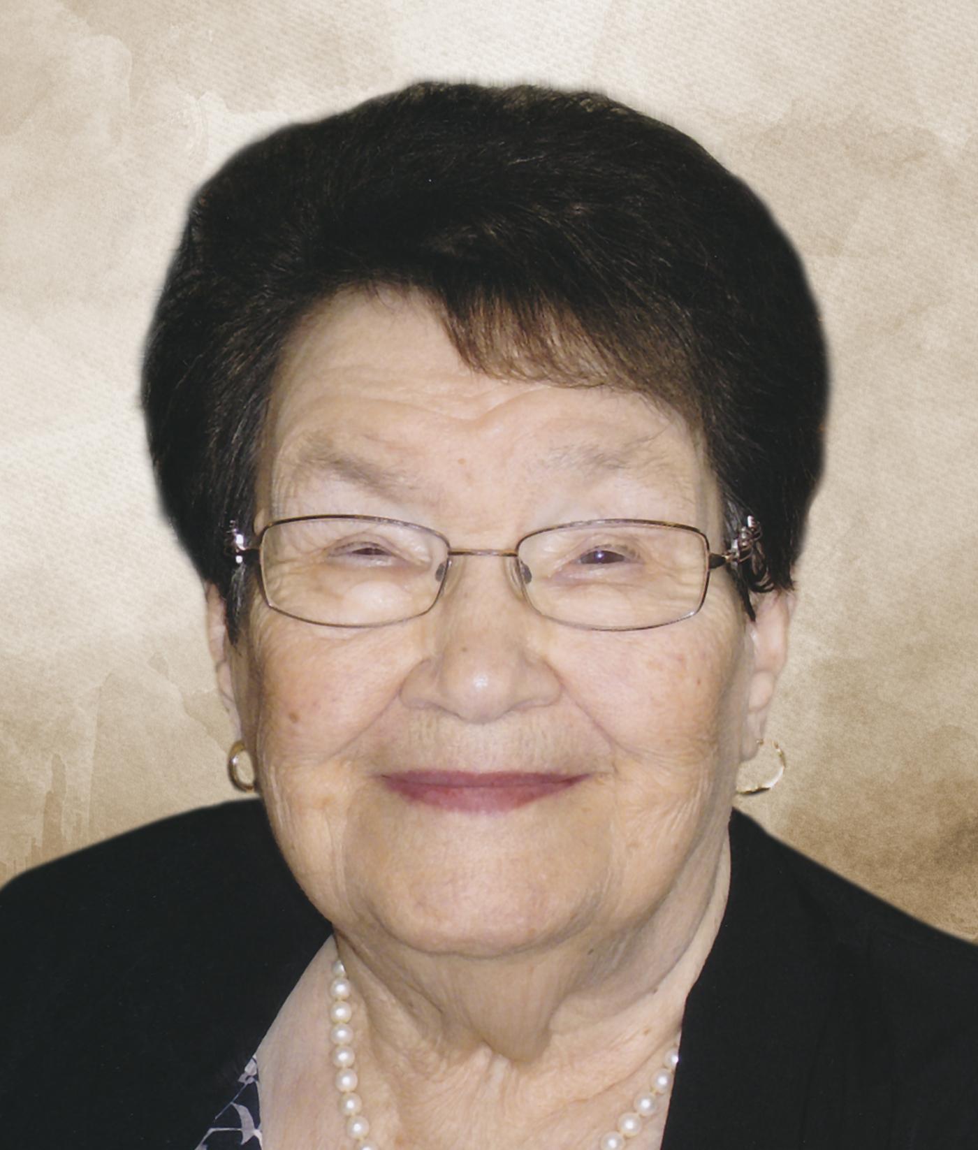 Annette Mercier Poitras