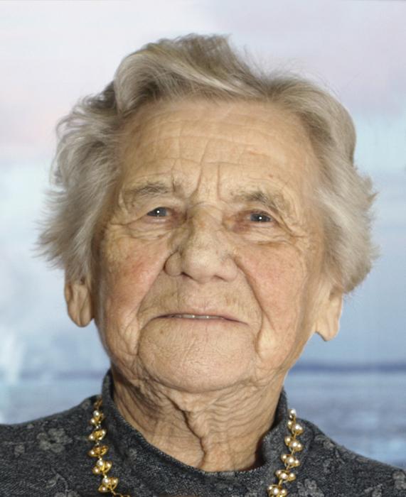 Marie-Antoinette Dubé Bernier