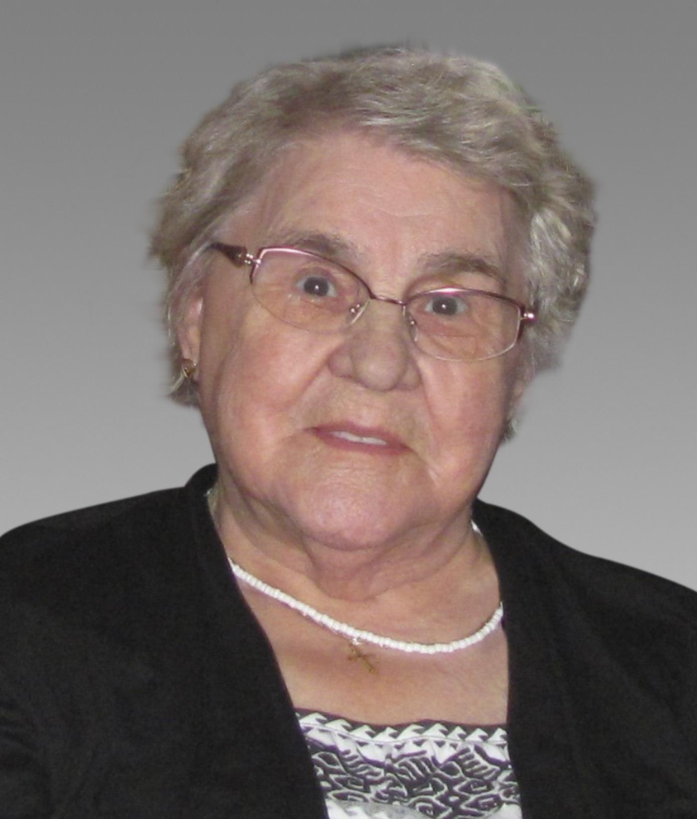 Adrienne Bercier Bélanger