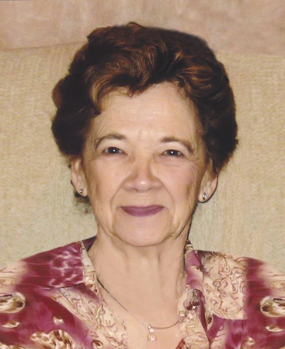 CARON BÉLANGER, Jeannine