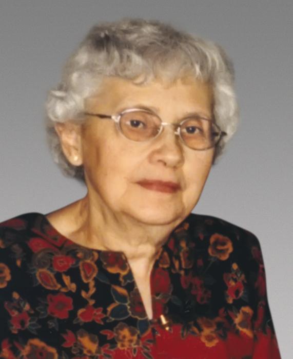 Fernande Thibault