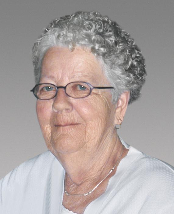 Lucille Grenier Pelletier (décédée le 8 mars 2020)