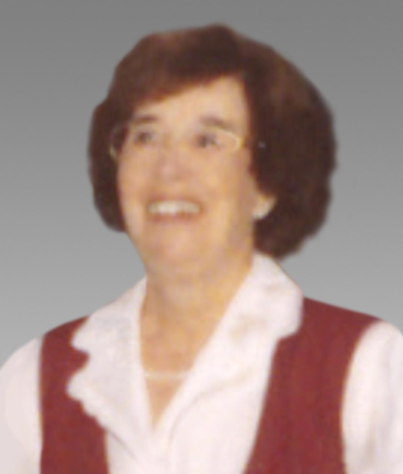 Yvette Boucher Gagné