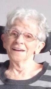 Gisèle Simoneau Caissie ( décédée le 17 novembre 2020 )