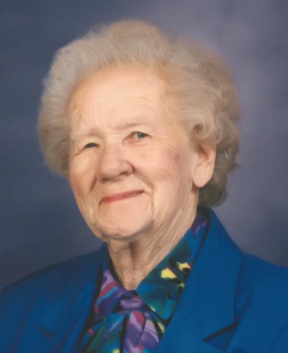 Albertine Bélanger Caron