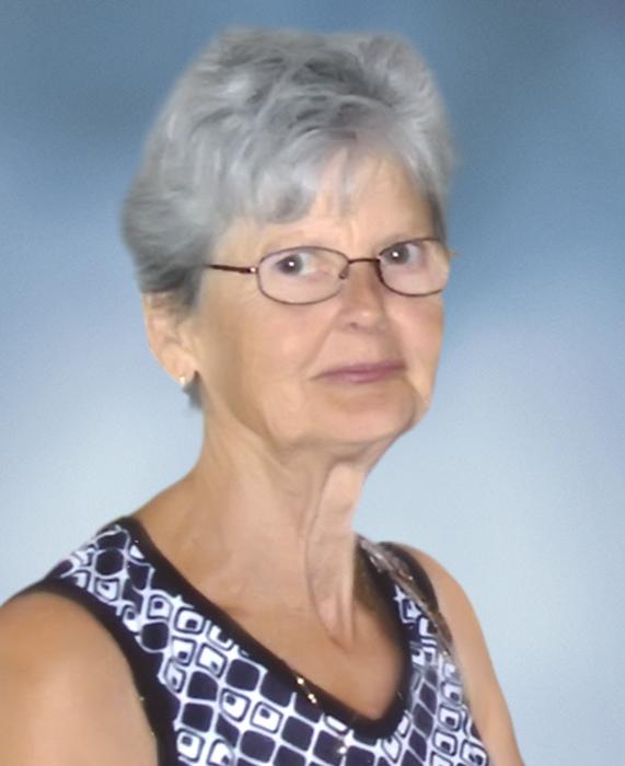 Jeannette Gagné Caron